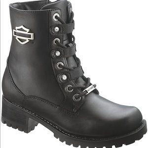 Harley Davidson Annie Boot